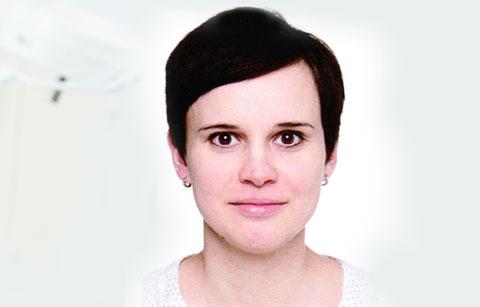 Dr. med. Larissa Kit<br>Assistenzärztin