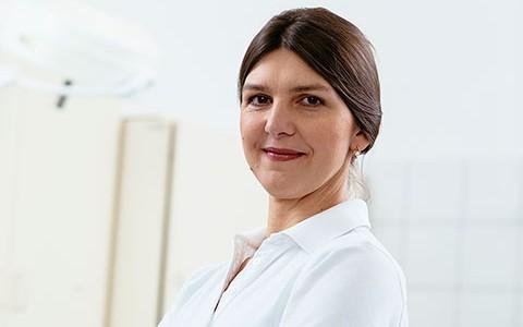 Dr. Oksana Ivanikova<br>Fachärztin für Gynäkologie